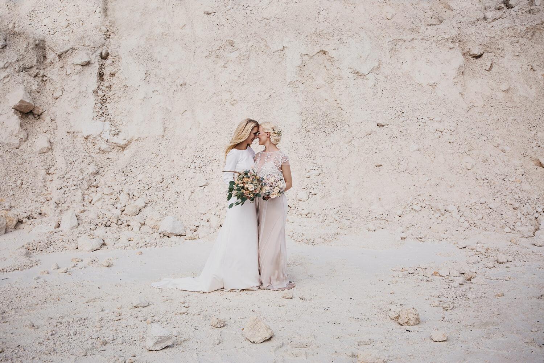Lesbian Wedding Vibes